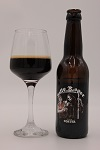 "PIRATES DU CLAIN - Bière Brune ""Jolly Roger"" 33cl"